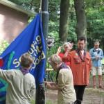 Opening van het nieuwe Scoutingjaar