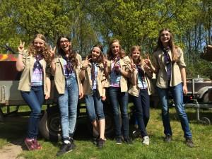 Gidsen Scouting Vught-Noord
